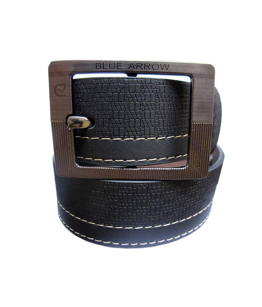 Urfashion Fashionable Black Belt