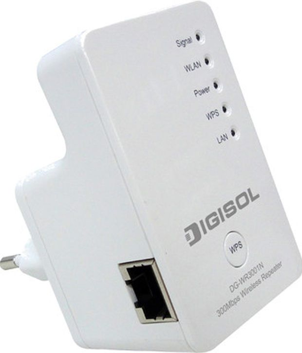 Digisol Dg-Wr3001N 300Mbps Wireless Repeater