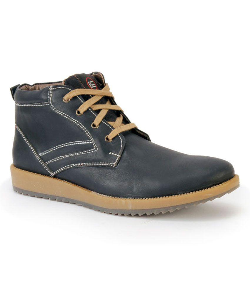 Le Costa Black Boots