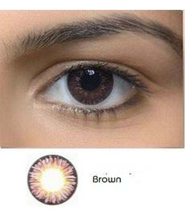 Netra Brown Contact Lens