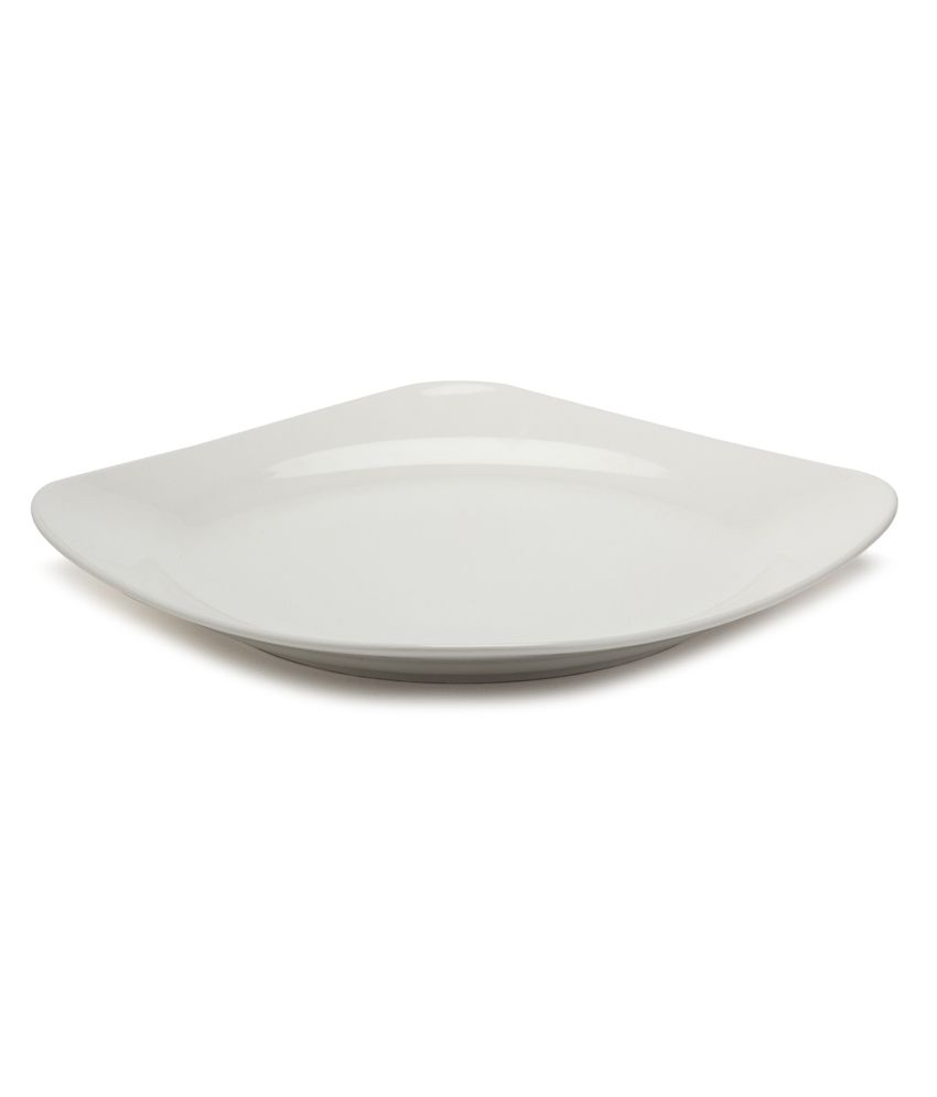 Rak Off-white Melamine Dinner Plates - 1 Piece  sc 1 st  Snapdeal & Rak Off-white Melamine Dinner Plates - 1 Piece: Buy Online at Best ...