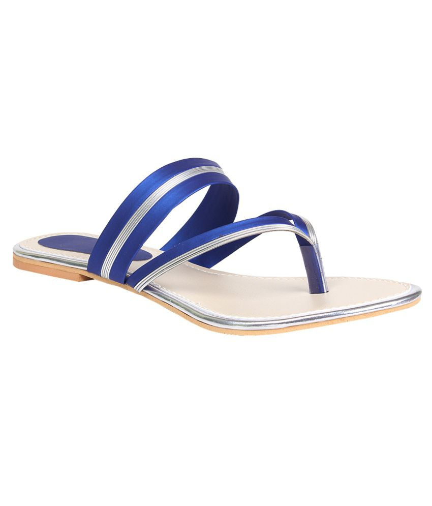 Admirai Blue Flat