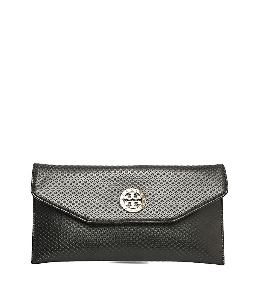 Gd's Studio Black Clasp Clutch