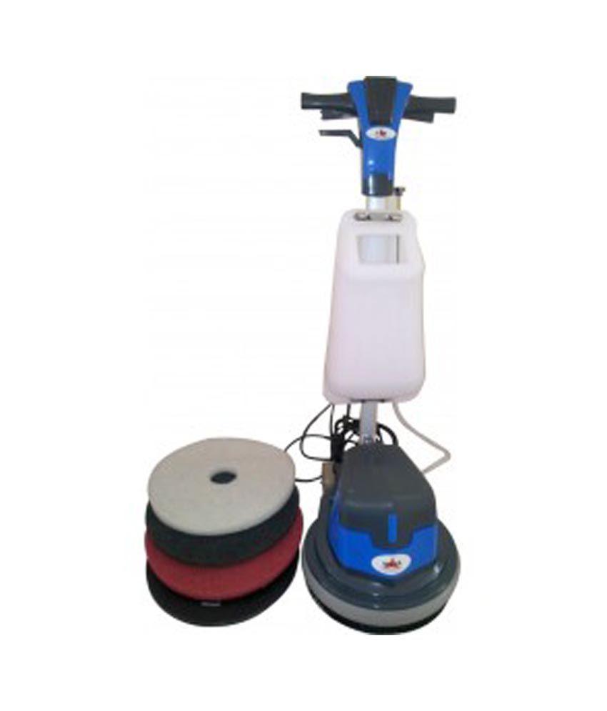 scrubber drier machine