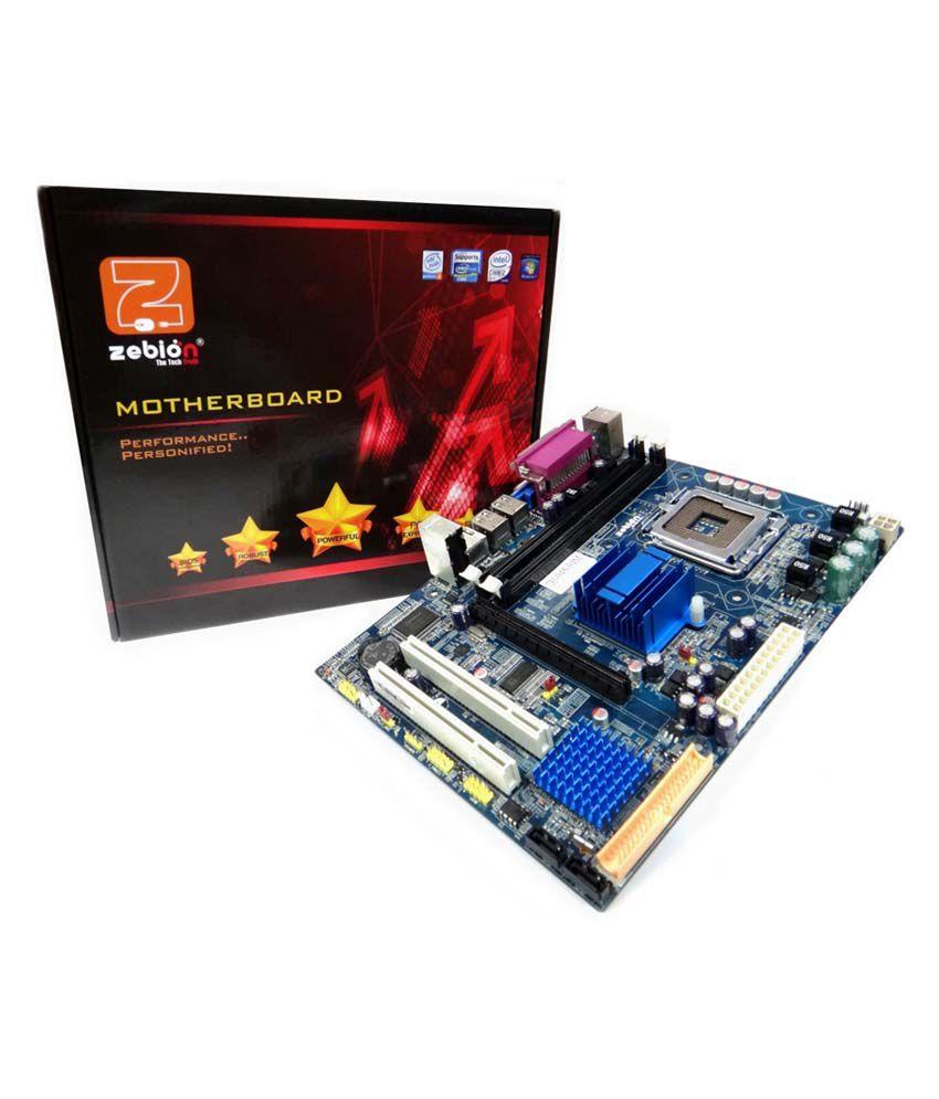 Zebion dj94591m Motherboard