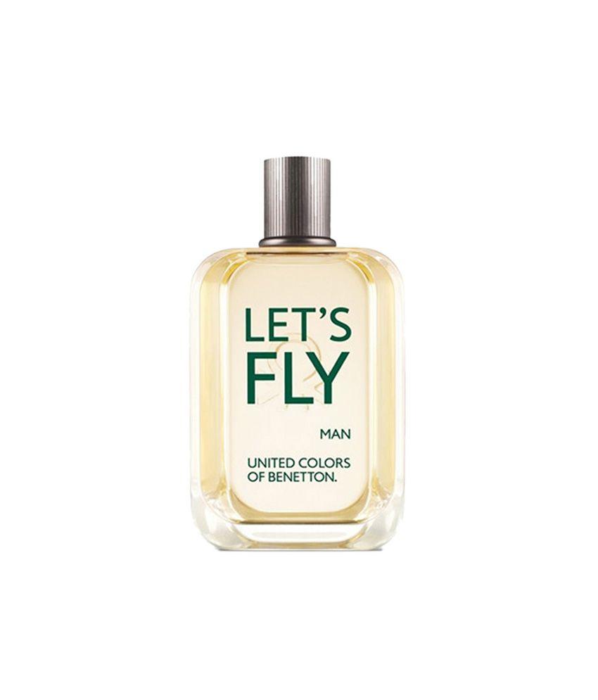 Benetton Lets Fly Men Edt 100ml