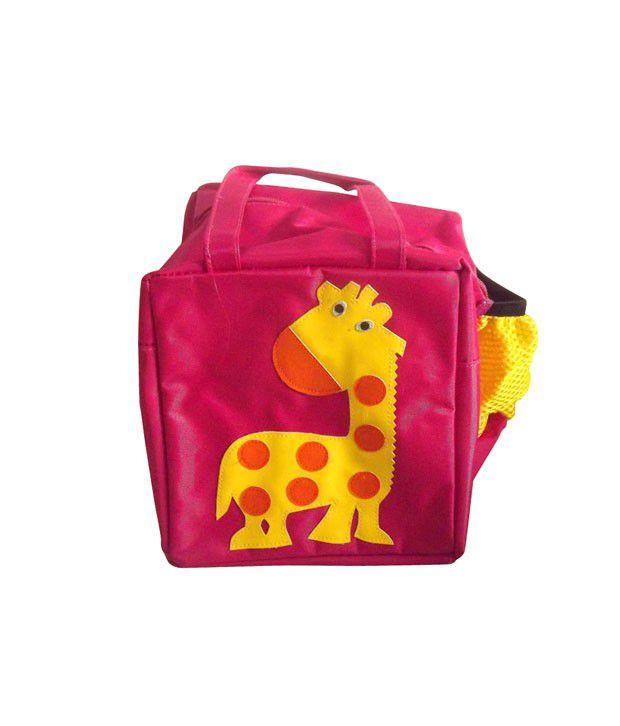 Jinen Art Giraffe Tiffin Bag