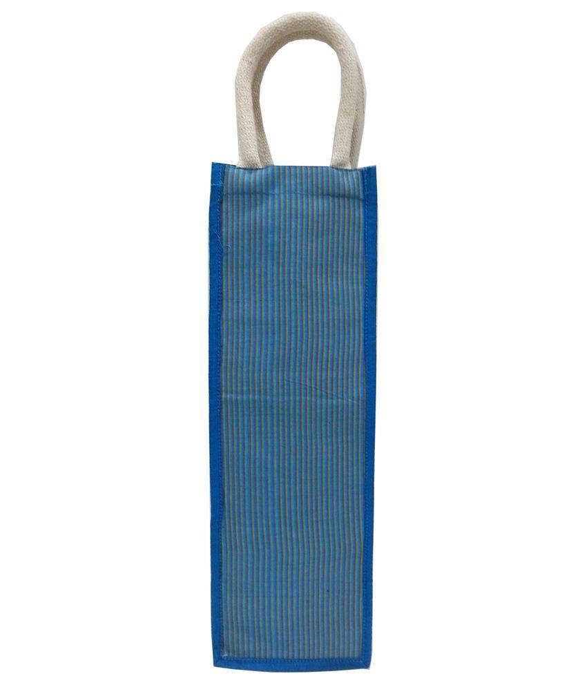 Lifestyle Retail Turquoise Bottle Bag