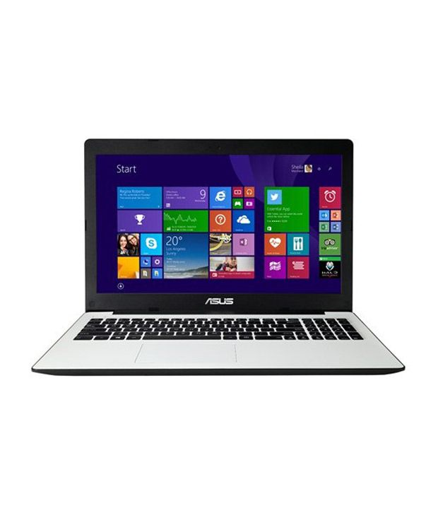 Asus X553MA-XX067D 39.62cm (15.6) Laptop (White) Without Laptop Bag (2gb/500gb/39.62cm (15.6)-DOS