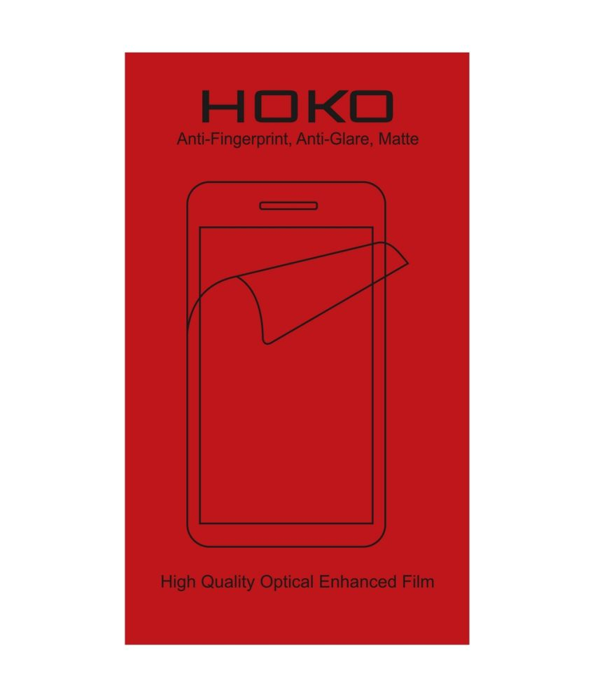 Hoko Anti Fingerprint Matte Screen Protector Scratch Guard For Samsung Galaxy Note 3 N9000