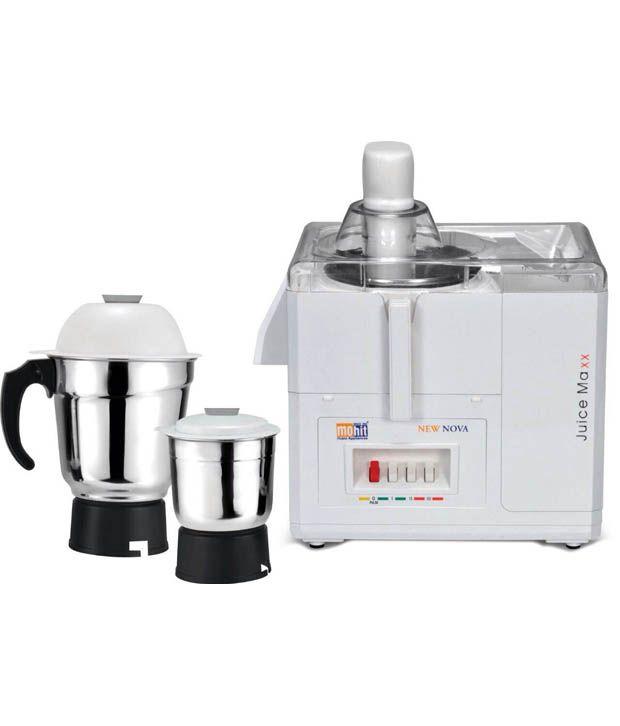 Mohit Nova 550W Juicer Mixer Grinder