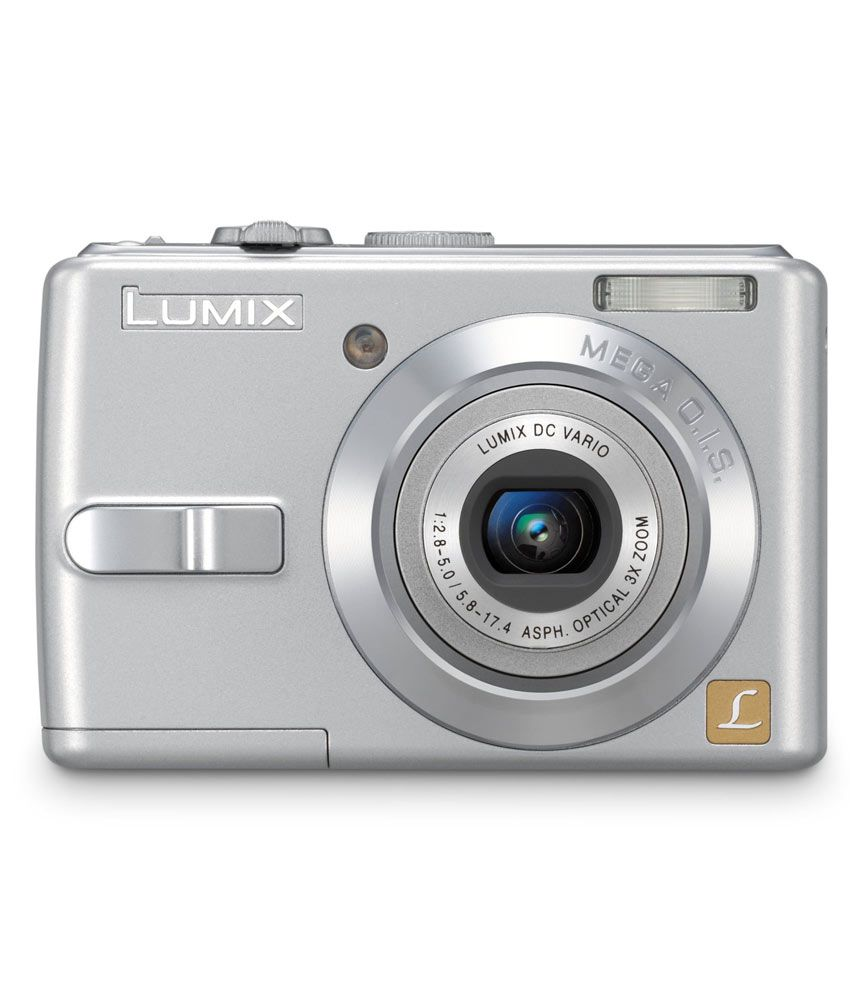 panasonic lumix dmc ls70 7 2 mp point shoot digital camera price rh snapdeal com manual camara panasonic lumix dmc-ls70 Panasonic Lumix DMC FZ30 Software