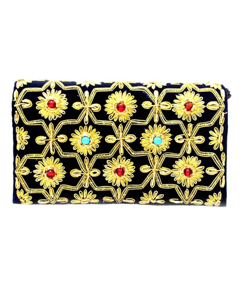 Anshul Fashion Maroon Magnit Button Sling Bags