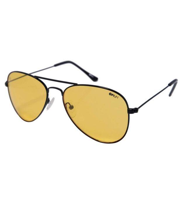 Opium op-1200-c9 Medium Men$Women Aviator Sunglasses