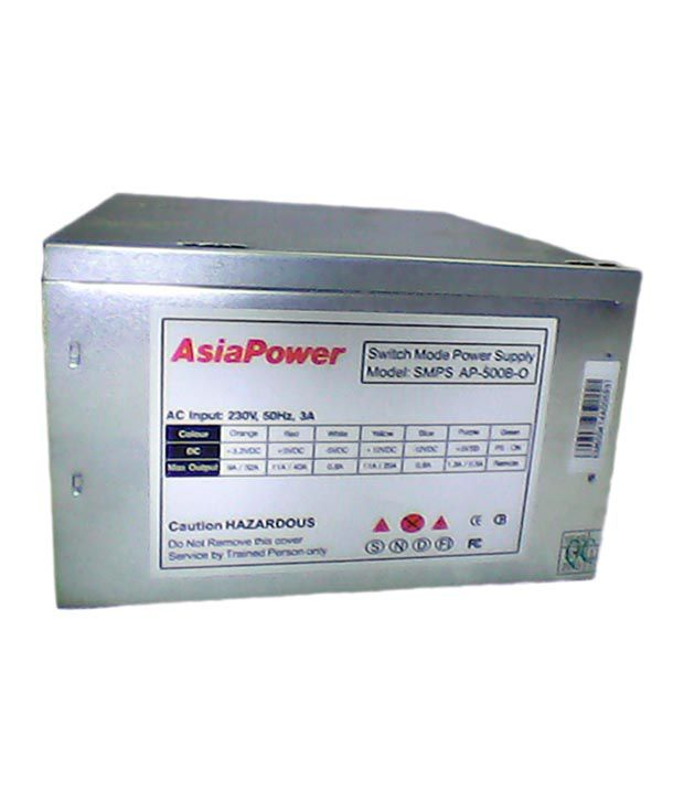 Asia Power Switch Mode Computer Power Supply