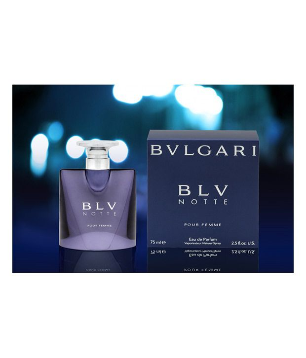 Blv Notte Pour Femme Edp 75ml Buy Online At Best Prices In India