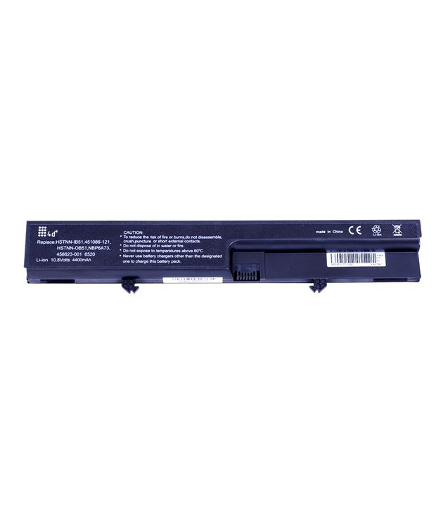 4d Hp Hstnn-ob51 6 Cell Laptop Battery
