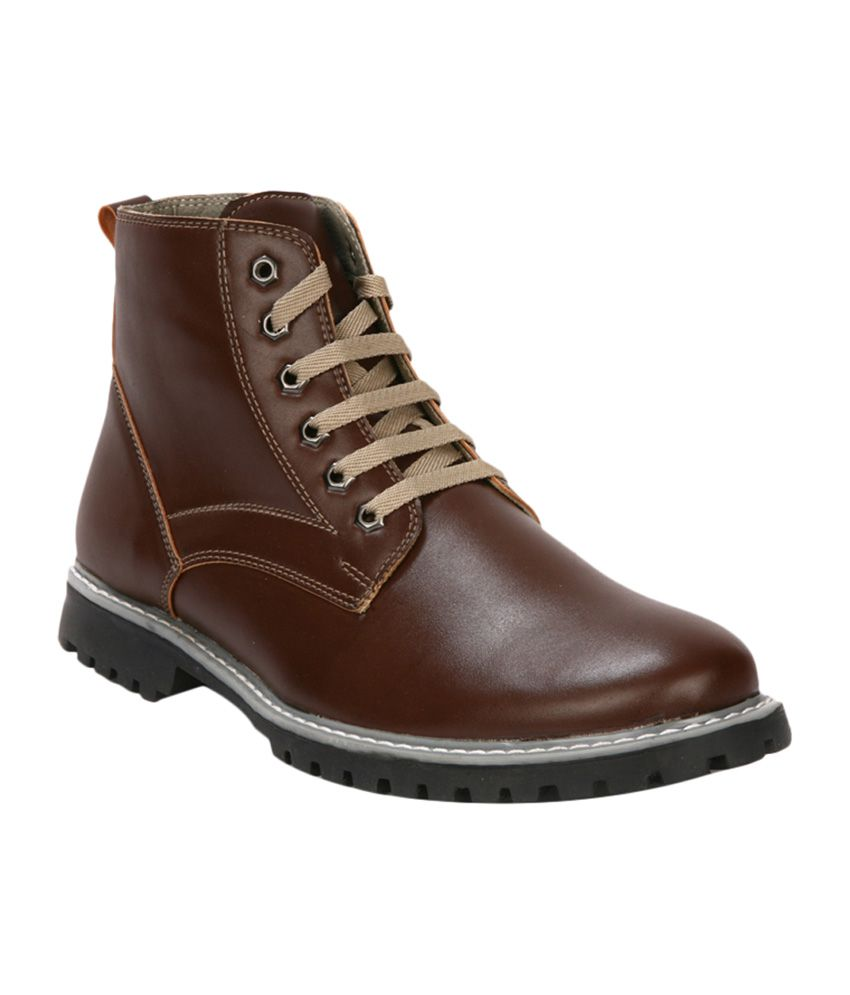 Cameroon Brown Boots