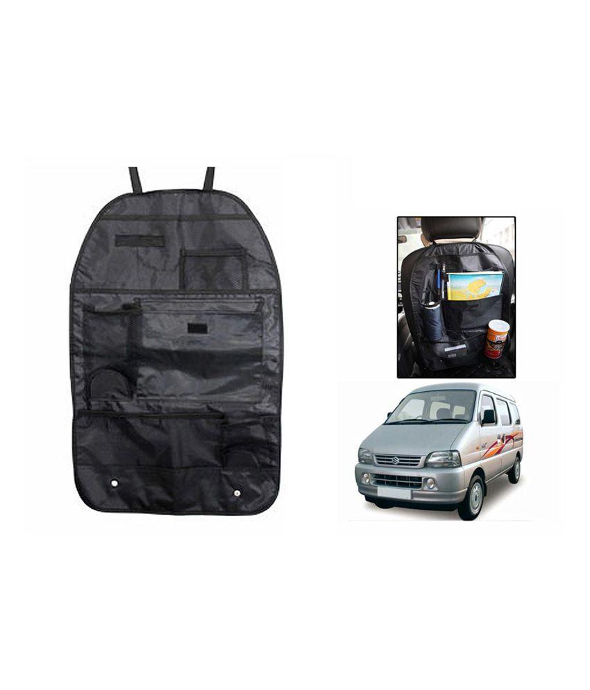 speedwav black car back seats organiser pockets maruti versa buy speedwav black car back seats. Black Bedroom Furniture Sets. Home Design Ideas