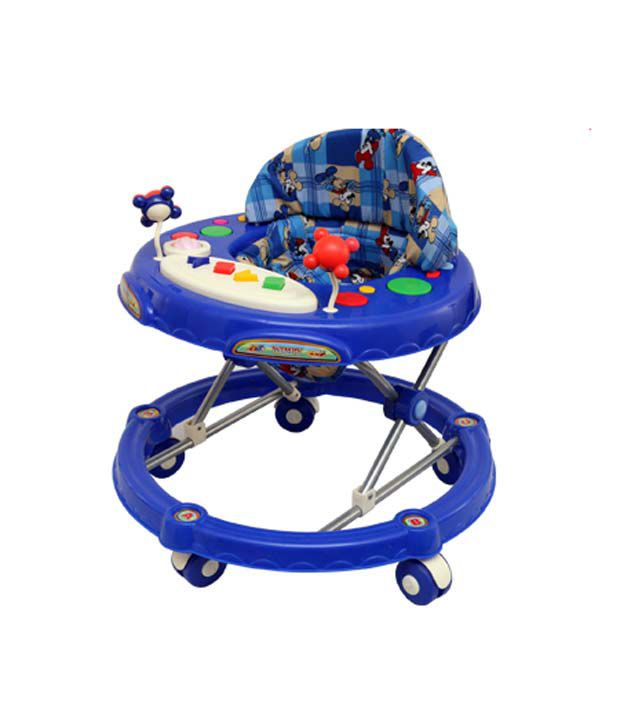 Dash Blue Baby Walker Wimpy