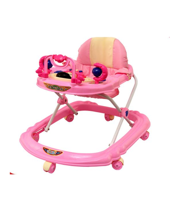 Dash Pink Baby Walker Tweety