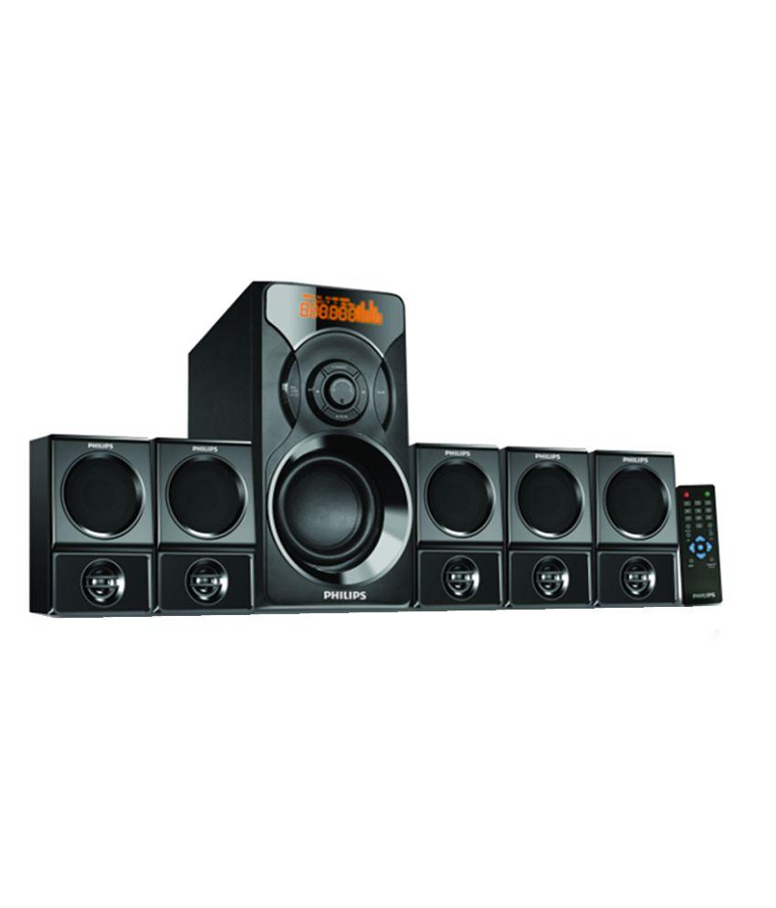 Philips-Spa600-5.1-Multimedia-Speaker