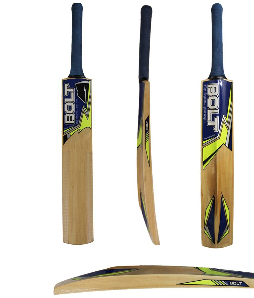 3d5d5bfaf Bolt Raven Select Willow Cricket Bat  Buy Online at Best Price on Snapdeal