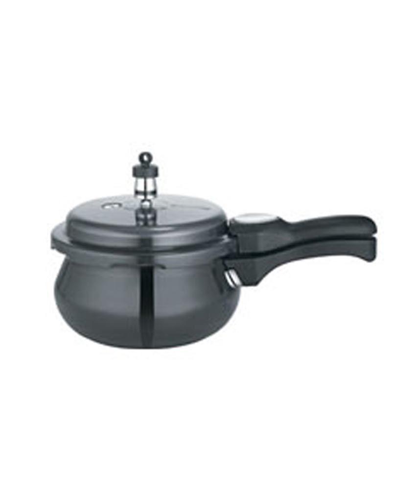 Premier Hard Anodised 5 L Pressure Cooker (Outer Lid)