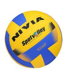 Nivia Spot Volleyballs 4 (vb-492) Assorted