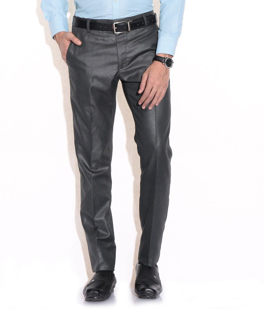 Fizzaro Black Regular Formals