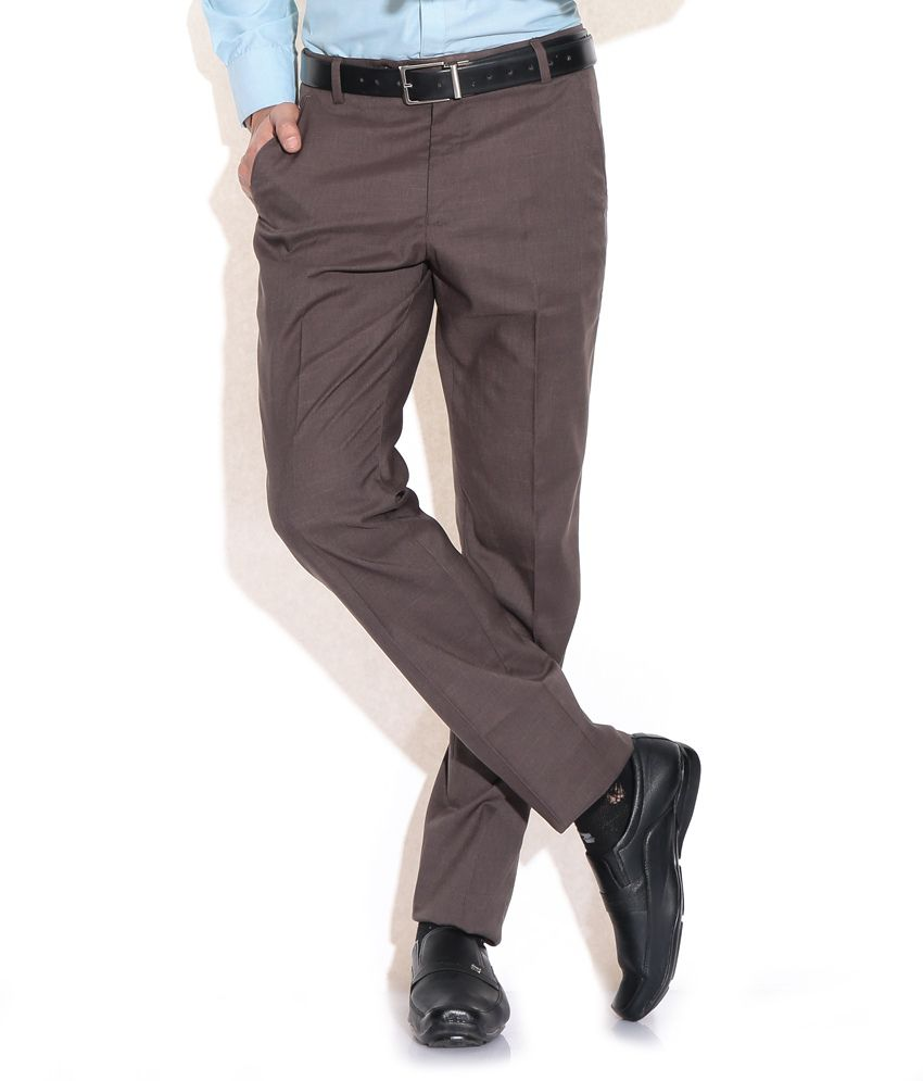 Fizzaro Brown Regular Formals