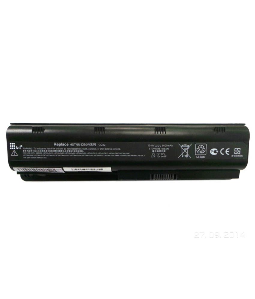 4d Hp G72 9 Cell Laptop Battery