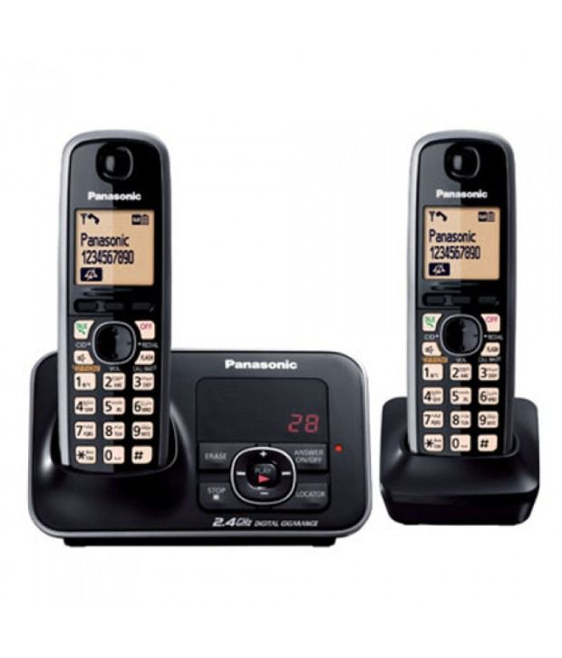 Manuals Panasonic Kx Tga161ex Shop User S Guide Panasonic
