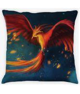 Amore Phoenix Bird Cushion Cover