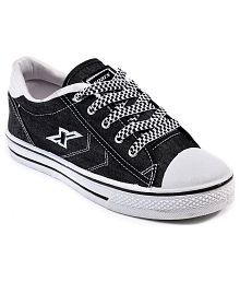 73d9f10e64cb Sparx Sneakers Black Casual Shoes - Buy Sparx Sneakers Black Casual ...