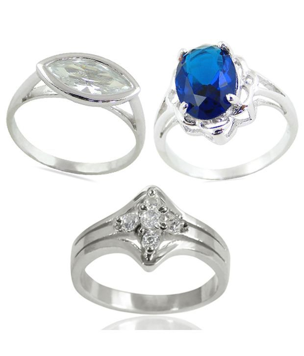 Arsh Crown Sky Dominion 8.18 CTW 925 Sterling Silver Cubic Zirconia Ring