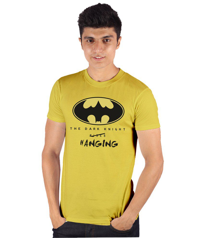 Enquotism Yellow Dark Knight Hanging