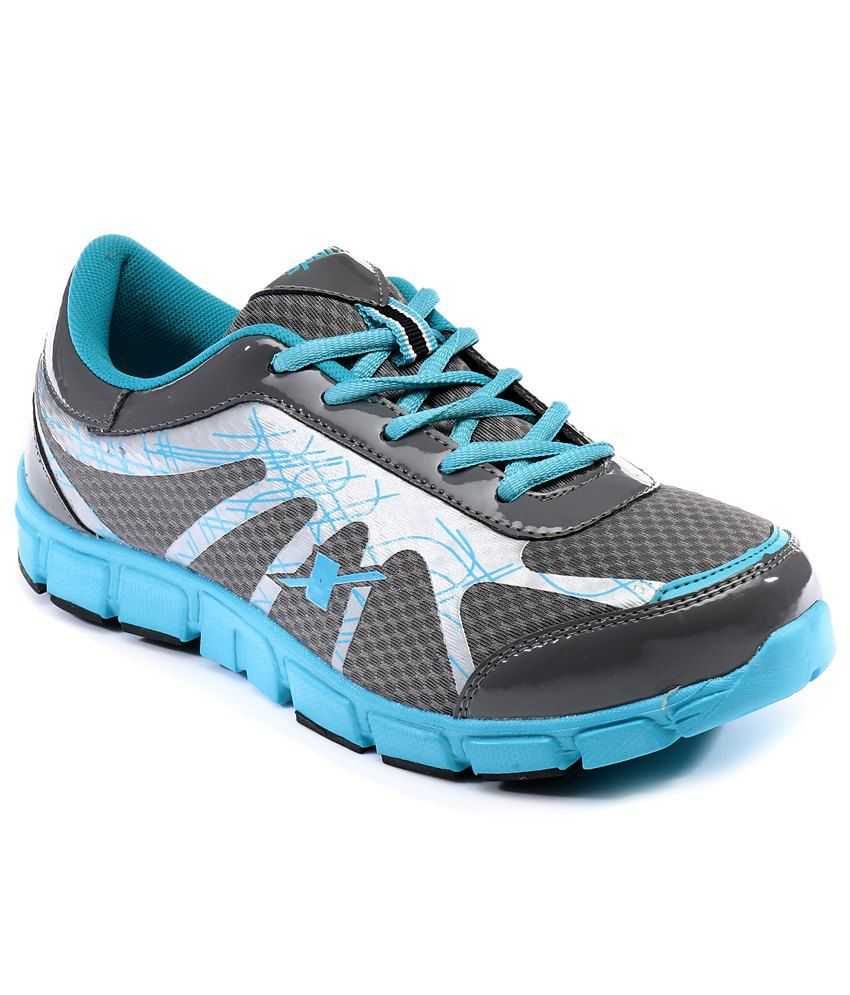 Sparx Gray Sport Shoes
