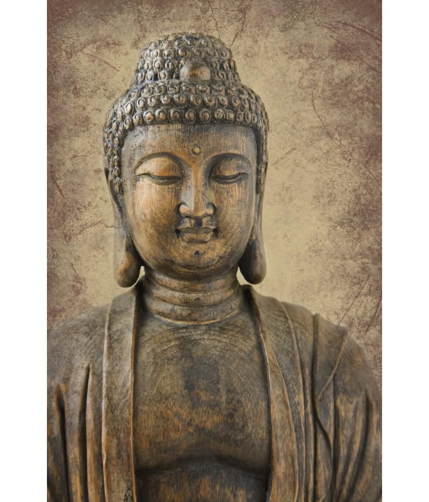 Art Factory Buddha Canvas Painting