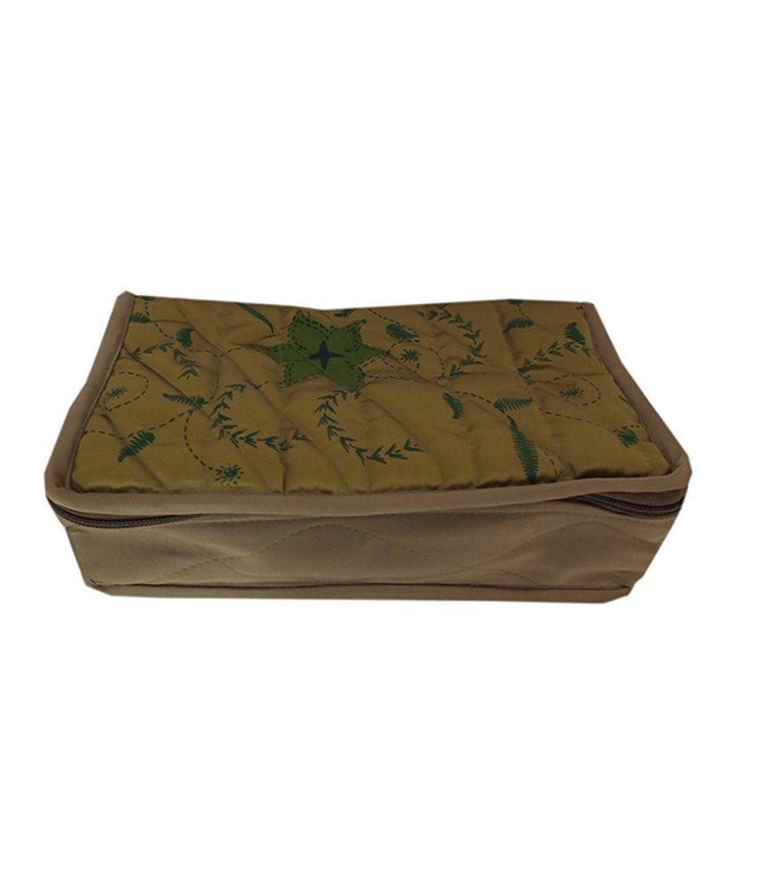 Goldencollections Gc2961 Khaki Jewelry Cases