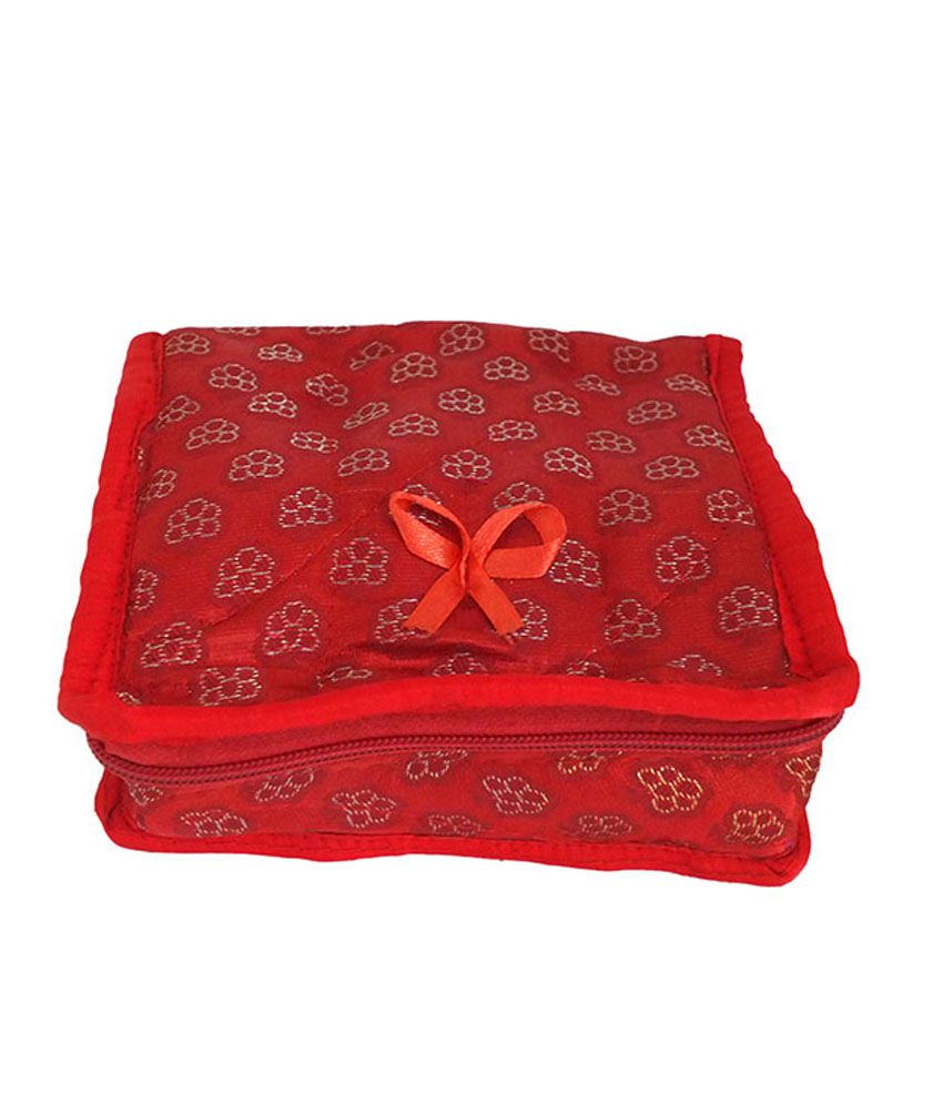 Goldencollections Gc3217 Red Jewelry Cases