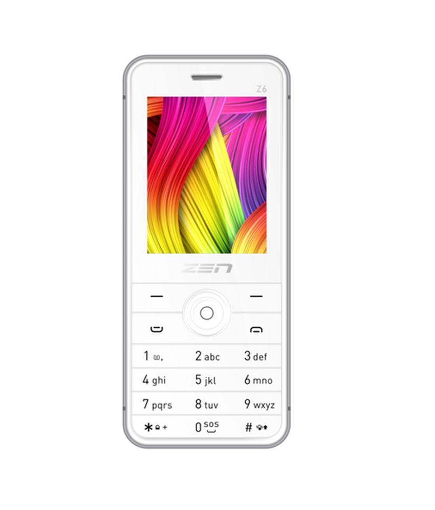 Zen Z6 Slim With Mobile Keychain