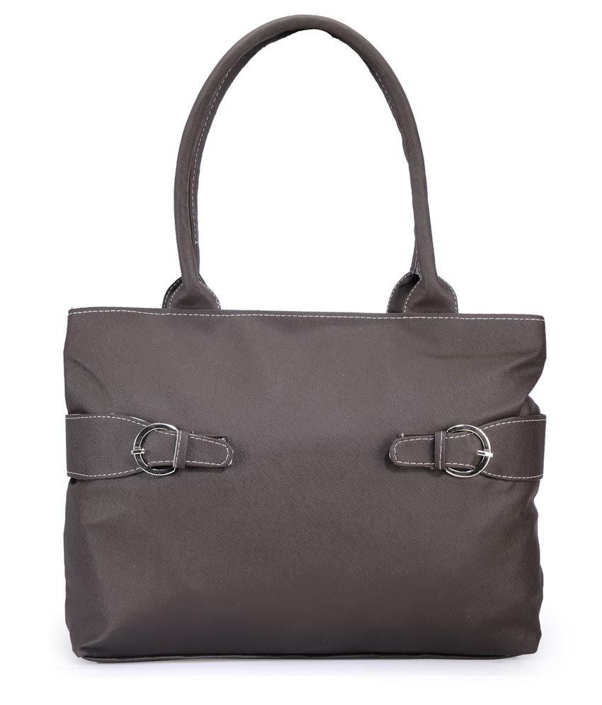 Bag Craze Brown P.u. Shoulder Bag