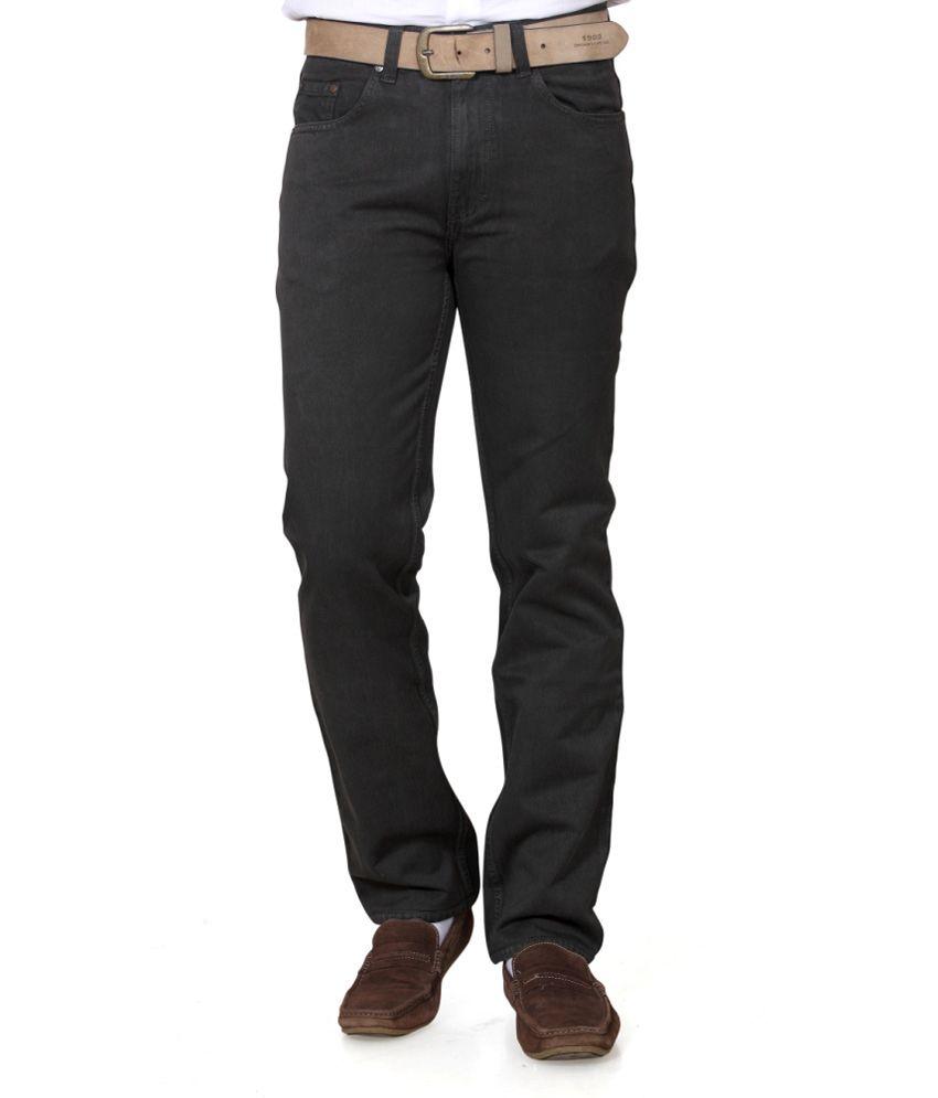 Klix Jeans Blue Regular Fit Jeans