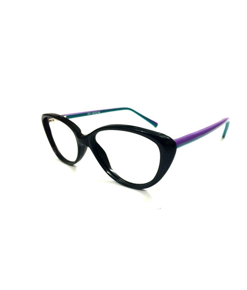 186cbdcff0f Designer Frames Multicolour Anti-glare Full Rim Spectacles Frames For Women  (cat Eye) - Buy Designer Frames Multicolour Anti-glare Full Rim Spectacles  ...