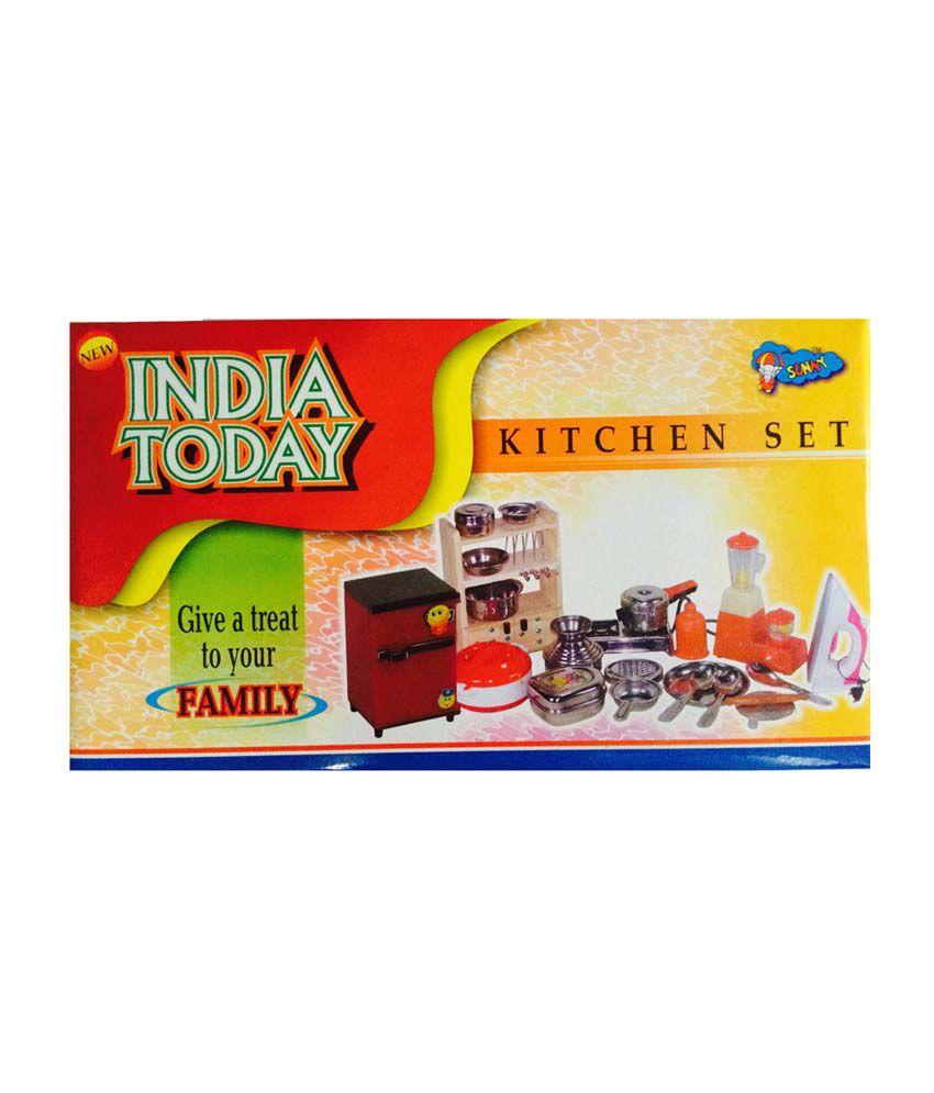 Sunny india today kitchen set buy sunny india today for Kitchen set india