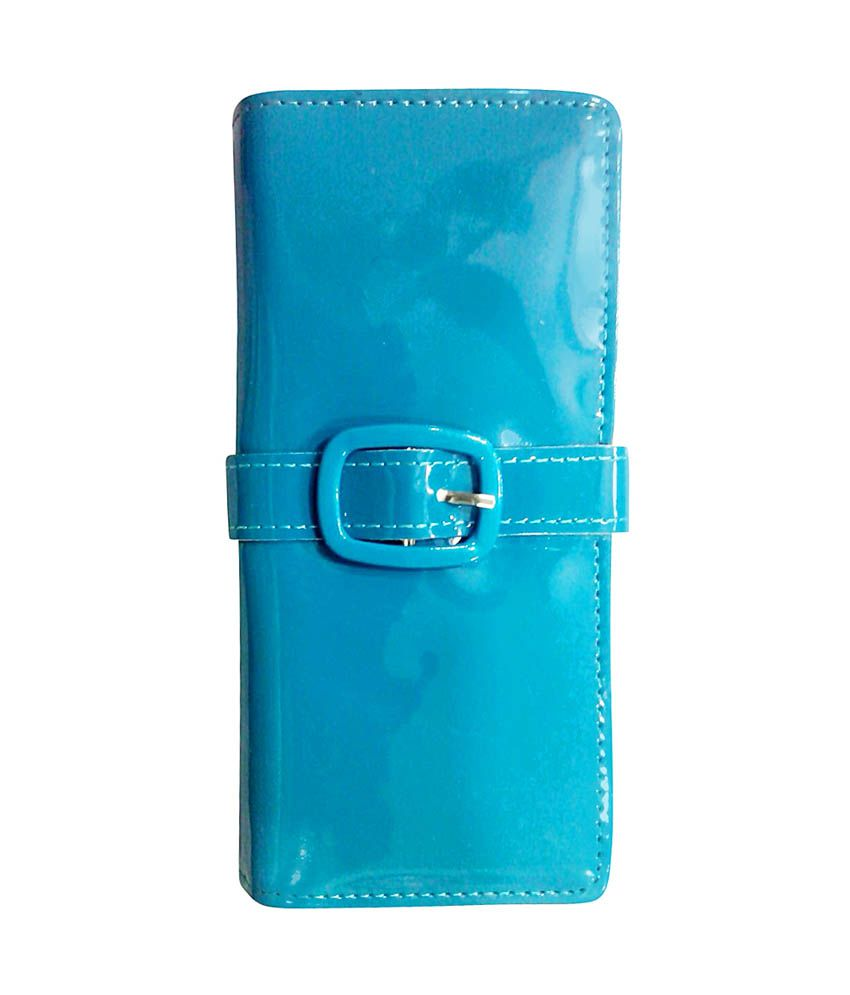 Vishal Fashionable Tri-fold Regular Wallet For Women Pack Of 2