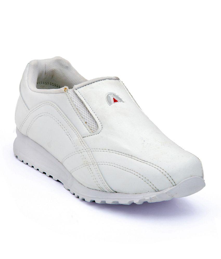 ASIAN White Running Shoes - Buy ASIAN