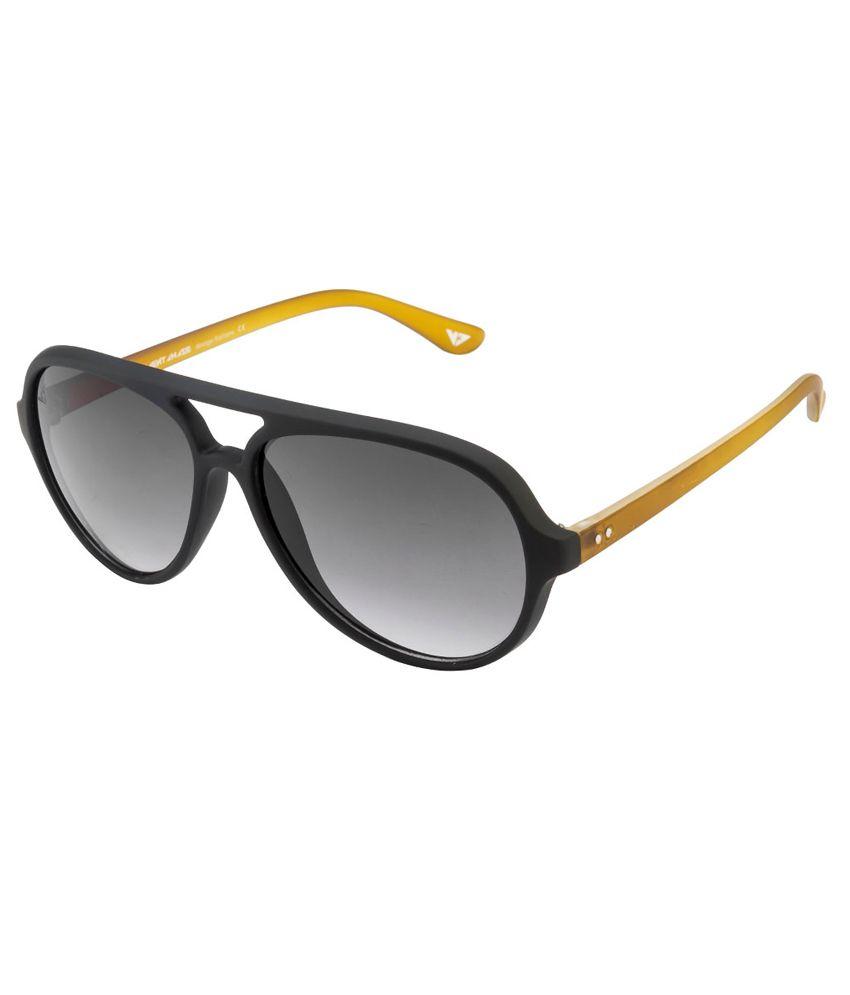 Vincent Chase 101037 Medium Unisex Aviator Sunglasses