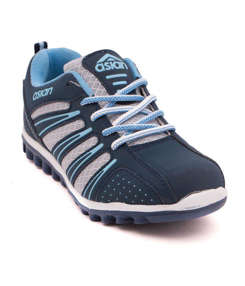 Asian Women's Deo Range Of Running Shoes